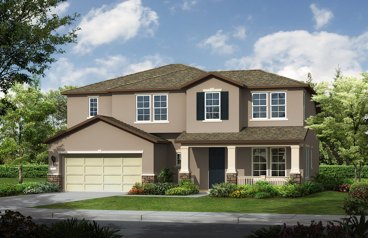 Home ideas for Pulte home designs