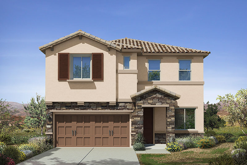 Pulte Homes Unveils Coldwater Crossing At Mountain S Edge